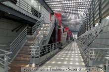 Lycée Gallieni à Toulouse - Sexer et Loyrette (75)