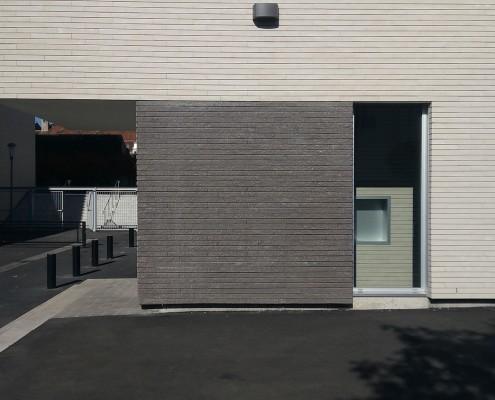 Réhabilitation La Dalle Orix à Choisy-le-Roi (94) - S'Pace Architecture (94) Ville de Choisy-le-Roi (94) - 750 m² Brique BlocStar As100