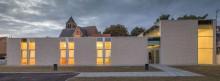 Archiclub Architectes à Paris - Centre-culturel à Bessancourt (95)