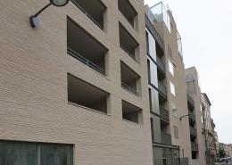Logements Néopolis Zac Gratte Ciel à Villeurbanne _Gachon Architecture