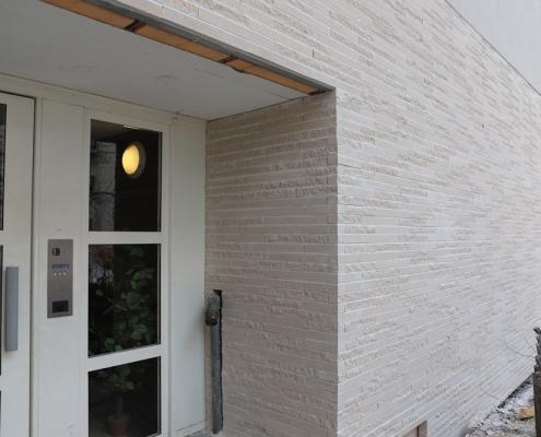 Salvador Alliende à Ile-st-denis (93) - A&B architectes / PMCR ING (75) Immobilière 3F (75) - 1300 m² de briques BlocStar Am90