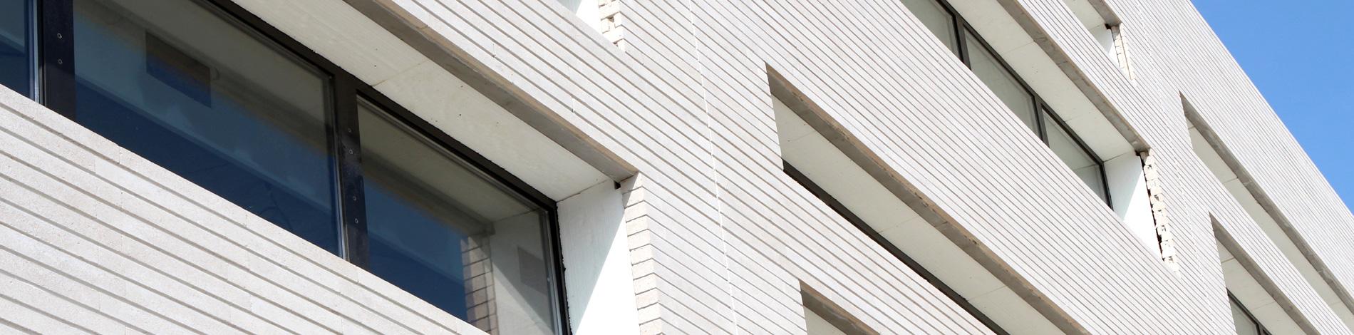 Agence ENIA Architecture à Montreuil (93) Bâtiment EGIS à Montpellier