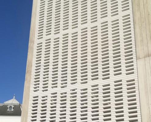 Moucharabiech - Agence Basalt Architecture