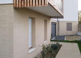 64 Logements à Villepinte Zac la Pepinière (93) - Cussac architecte (75) - I3F (75) - 575m² de Plaquettes BlocStar Ac19