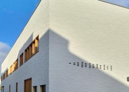 Collège, gymnase à Orléans – Archi5 Prod (93) – 2500 m² de briques BlocStar AmR70